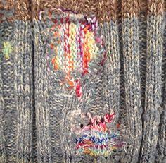Darning / Knitting / Repair