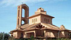 Las iglesias con un diseño más radical y diferente del mundo.  Santa María de Caná, Madrid
