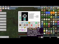 Minecraft: PopularMMOS  Modded Mini Game  PURPLE MAN CHALLENGE GAMES