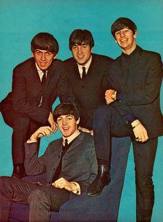 The Beatles featuring Paul McCartney George Harrison John Lennon and Ringo Starr Beatles Love, Beatles Photos, Beatles Poster, Beatles Band, Richard Starkey, Lennon And Mccartney, British Invasion, The Fab Four, Rare Photos
