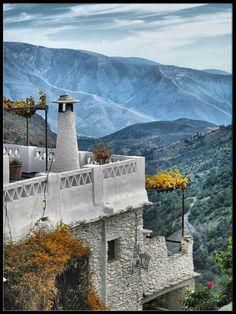 Capileira. La #Alpujarra. Andalucía. España