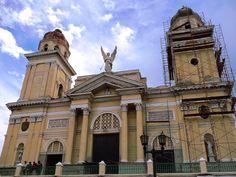 Catedral de la Asunción  Bücherreisen: Cuba - Santiago y Santa Clara