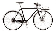 Love Shinola! I love their watches, and the Runwell bike is exactly the utility/gentleman's bike I would build myself. (Except I would use real brooks saddle)