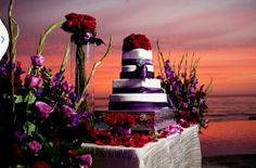 91 Best Red And Purple Wedding Images Wedding Bouquets Wedding