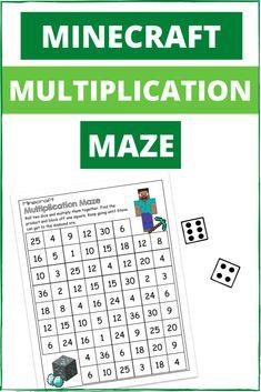 Multiplication Facts Practice, Math Fact Practice, Math Fractions, Math Facts, Multiplication Strategies, Math Help, Math Graphic Organizers, Third Grade Math, Grade 3