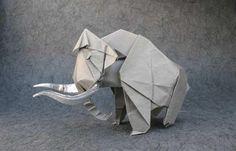 Animal – Origami Pap