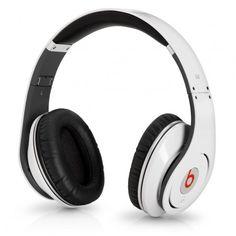 Beats Studio White Headphones | Monster Beats by Dre Studio with Built-In Remote - MonHiFi Online Store