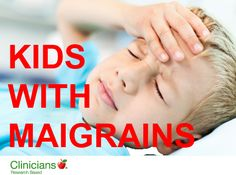 A migraine is not just a bad headache. It is a neurological disease, with head pain and associated symptoms, such as nausea, vomiting, dizziness, sensitivity to touch, sound, light, and odors, abdominal pain, and mood changes. Childhood migraines can be just disabling, and it can seriously affect the child's quality of life. - See more at: http://www.clinicians.co.nz/children-with-migraines/#sthash.iNrAUaaI.dpuf