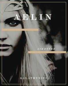 Aelin Aschryver Galathynius