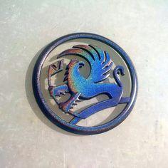 Custom Colour Change Vauxhall VXR Badge