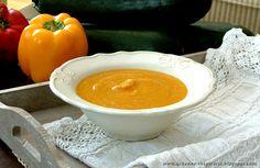 Qchenne-Inspiracje! FIT blog o zdrowym stylu życia i zdrowym odżywianiu. Kaloryczność potraw. : Krem z marchewki i batatów! Lekka, dietetyczna zup...