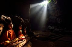 Khao Luang cave, Phetchaburi province, Tailândia, www.calcathai.com