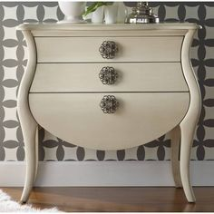 Pippa Bombe Chest from Hooker Furniture at Interiors Furniture & Design