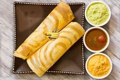 Dosa recipe: How to make crispy Paper Dosa and Masala Dosa South Indian Curry Recipe, South Indian Food, Dosa Batter Recipe, Seafood Curry Recipe, Bhatura Recipe, Indian Catering, Masala Dosa Recipe, Peanut Chutney, Rava Dosa