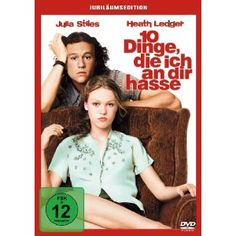 10 Dinge, die ich an dir hasse (Jubiläums-Edition): Amazon.de: Heath Ledger, Julia Stiles, Joseph Gordon-Levitt, Richard Gibbs, Gil Junger: Filme & TV