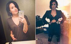 Stop body shame! 10 lições de famosas que já foram criticadas por seus corpos 2. Demi Lovato em: combata o ódio com amor (e bom humor!). Por outro lado, desde que saiu da clínica de reabilitação, em 2011, Demi vem sofrendo com os comentários maldosos a respeito do seu peso. Quer dizer, no começo, a cantora admitiu que chegou a se importar com a opinião das pessoas que diziam que ela estava gorda, mas, depois, percebeu que isso não fazia a mínima diferença. Em dezembro de 2014, um seguidor…