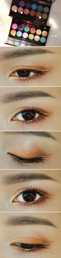 Yellow Makeup~