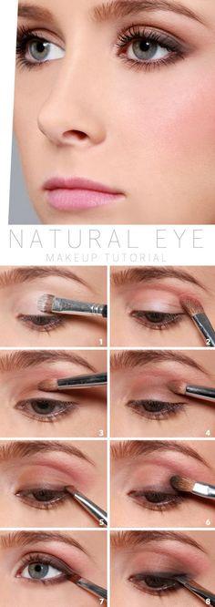 The 11 Best Eye Makeup Tips and Tricks   Natural Eye Makeup Tutorial