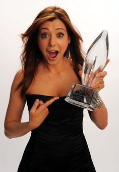 "Alyson Hannigan (love her and love ""How I Met Your Mother"")"