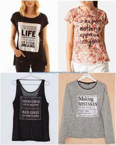 Mensaje en una camiseta