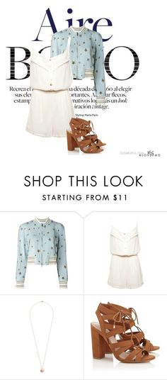 """""""Like I Did"""" by agnesegundega on Polyvore featuring Valentino, Pull&Bear, Dorothy Perkins and Lipsy"""
