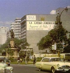 Paseo de la Reforma 91 otro edificio hecho por la Aseguradora Latinoamericana 1940. Remodelado