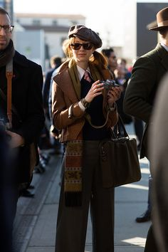 On the Street….La Fortezza, Florence - The Sartorialist