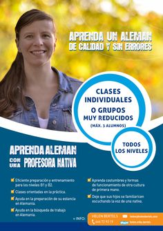 clases de alemán en Santiago de Compostela