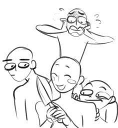 voltron: draw the squad   Tumblr
