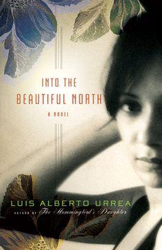 Into the Beautiful North. Luis Alberto Urrea.  PS3571.R74 I56 2009 (Main Stacks).
