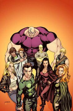 Marvel Comics: X-Factor (X-Men)