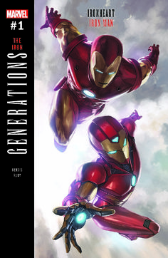 """""""Generations: The Iron"""" cover by Skan Srisuwan"""