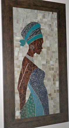 Africana by Schandra