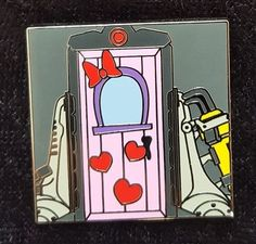 View Pin: Magical Mystery Pins - Series 8 - Minnie Mouse ONLY
