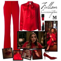 Classy Business Outfits, Classy Outfits, Fashion Tv, Fashion Outfits, Der Denver Clan, Dynasty Clothing, Elizabeth Gillies, Fashion Capsule, Carrington Dynasty