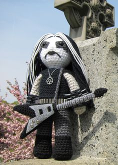 Norwegian Black Metal 02 by karabouts, via Flickr