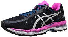 ASICS GEL Nimbus 17 Chaussures de course pour femme Onyx
