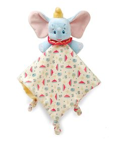 Another great find on #zulily! Dumbo Blanket by Disney Baby #zulilyfinds