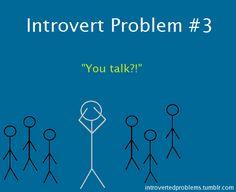 Introvert Problem #3