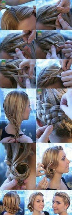 Hair Look  -girl hair styles