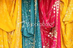 Sari Variety Royalty Free Stock Photo