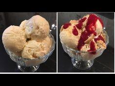 Inghetata cu vanilie preparata fara aparat de inghetata | Cristine Cuisine - YouTube Cooking Ice Cream, Paste, Muffin, Pudding, Breakfast, Youtube, Desserts, Food, Marmalade