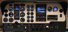 Baron 58 Home Cockpit Simulator Project, Arduino