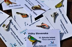 Hotel Slovan, Spevavce tatranské, odznaky