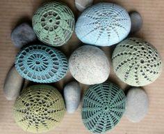 hermoso detalle con piedras