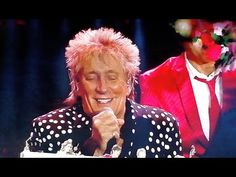 Rod Stewart - The First Cut Is The Deepest (Live 2019) 4K