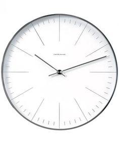 ユンハンス マックスビル 367 6049 00 掛時計 JUNGHANS Max Bill Wall Clock - IDEAL