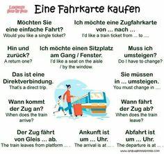#Englisch_Vokabeln für die Zugreise! #Englisch #Englisch_lernen #Englisch_Vokabeln_lernen