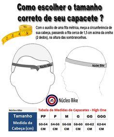 Capacete de ciclismo : Como Escolher o tamanho certo ? Mtb, Mountian Bike, Bicycle Art, Helmet Design, Cycling Workout, Triathlon, Humor, Fitness, Riding Bikes
