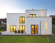 Die 48 besten Bilder von Cubushäuser - moderne Häuser mit Flachdach ...